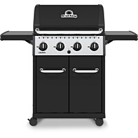 Kaasugrilli Broil King Crown Cabinet 420 4 poltinta