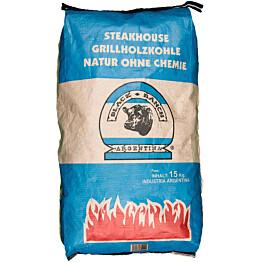 Grillihiilet Black Ranch Quebracho 15 kg Argentina