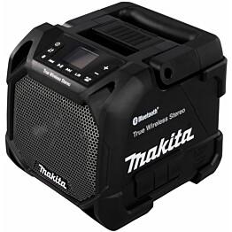 Bluetooth-kaiutin Makita DMR203B USB 10.8-18V/230V ilman akkua