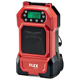 Bluetooth akkuradio Flex SPR 18V ei sis. akkua/laturia