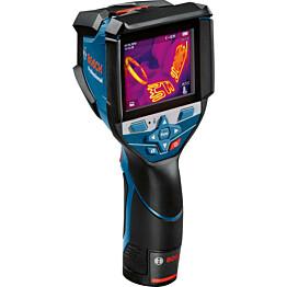 Lämpökamera Bosch Professional GTC 600 C 12V 2,0 Ah akulla + L-Boxx