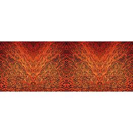 Valokuvatapetti Quattro Corall 8-osainen 372x280 cm