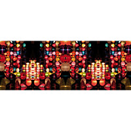 Valokuvatapetti Quattro Lampion 8-osainen 372x280 cm