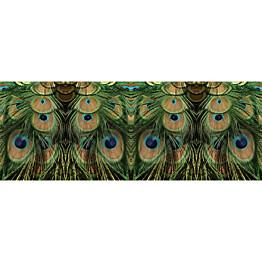 Valokuvatapetti Quattro Peacocks 8-osainen 372x280 cm