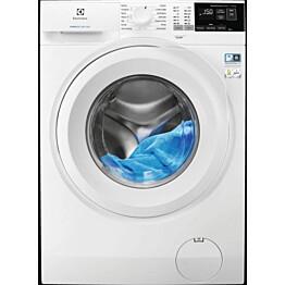 Edestä täytettävä pesukone Electrolux EW6F5247G1 7kg 1400 rpm valkoinen
