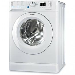 Edestä täytettävä pesukone Indesit BWSA 61253 W EU 1200rpm 6kg