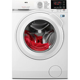 Edestä täytettävä pesukone AEG L6FBE740G 1400 rpm 7 kg