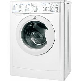 Edestä täytettävä pesukone Indesit IWUC41051CECOEU 1000rpm 4kg