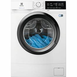 Edestä täytettävä Slim-pyykinpesukone Electrolux EW6S6647C7 PerfectCare 600 SensiCare 7 kg 1400rpm
