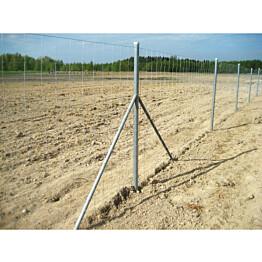 Eläinverkko Zn 1,2x50 m muuttuva silmäkoko (50 m)