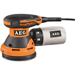 Epäkeskohiomakone AEG EX 125 ES 300 W 125 mm
