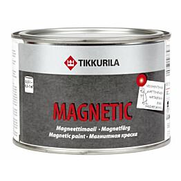 Erikoismaali Tikkurila Magnetic 0,5 l grafiitinharmaa