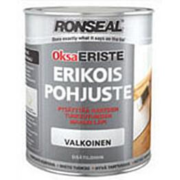 Erikoispohjuste Ronseal Oksaeriste 750 ml white valkoinen
