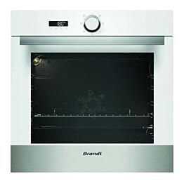 Erillisuuni Brandt BXE5532W valkoinen/rst
