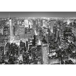 Valokuvatapetti 00141 Midtown New York 8-osainen 366x254 cm
