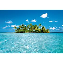 Valokuvatapetti 00289 Maldive Dream 8-osainen 366x254 cm
