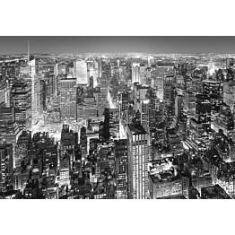 Valokuvatapetti 00956 Midtown New York 8-osainen non-woven 366x254 cm
