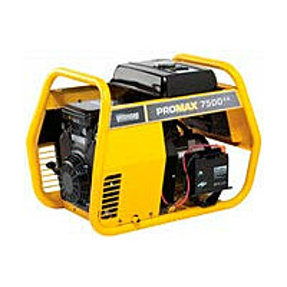 Generaattori ProMax Briggs & Stratton 7500EA