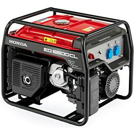 Generaattori Honda EG5500