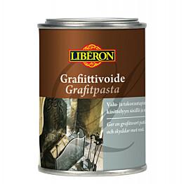 Grafiittivoide Liberon 250 ml (016859)