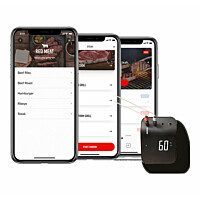 Grillausapuri Weber Connect Smart Grilling Hub
