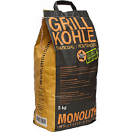 Grillihiilet Monolith 3 kg