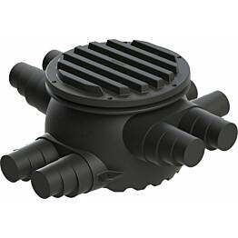 Haaroituskaivo Uponor Ecoflex 6x140/175/200mm