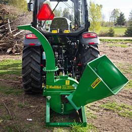 Haketin Kellfri traktorikäyttöinen 100 mm