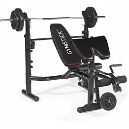 Harjoittelupenkki Gymstick Weight Bench 400