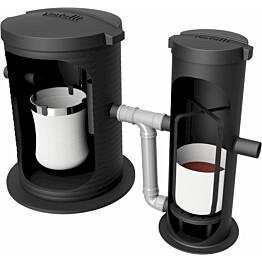 Harmaavesipuhdistaja Vestelli Biopuhdistaja 2, matala 900 mm