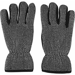 Heijastavat sormikkaat Huomio Magic, koko XL, musta