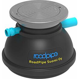 Hiekanerotin Roadpipe 120 l, ∅500 mm kansi