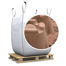 Hiekkalaatikkohiekka Viheraarni 0-4mm1000 kg