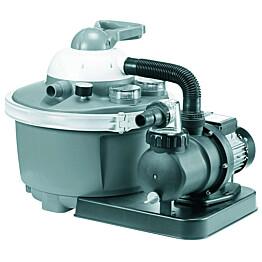 Hiekkasuodatinjärjestelmä Swim & Fun ClearWater Compact 250 W