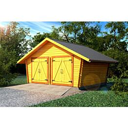 Hirsilato LP Garden R25 rakomalli 25 m²