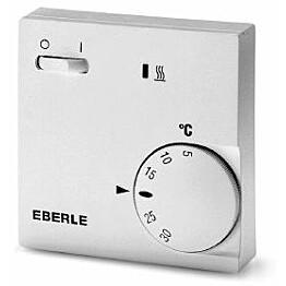 Huonetermostaatti Eberle RTR-E 6202, valkoinen
