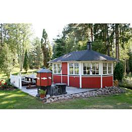 Huvimaja/kesäkeittiö Villa Albatros Pieni (12 m²)