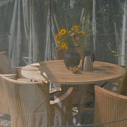 Hyönteisverkkosetti Palram Martinique 5000, puutarhapaviljonkiin
