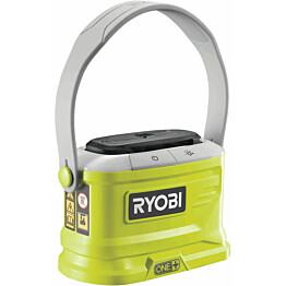 Hyttyskarkotin Ryobi ONE+ OBR1800 LED-valolla 18V ilman akkua