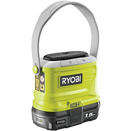 Hyttyskarkotin RYOBI RBR180015S ONE+ 18V, 1.5Ah akku