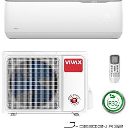 Ilmastointilaite Vivax J, valkoinen