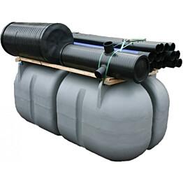 Imeytysjärjestelmä, Jita I2500 litraa