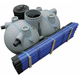 Imeytysjärjestelmä, Jita II1500 litraa
