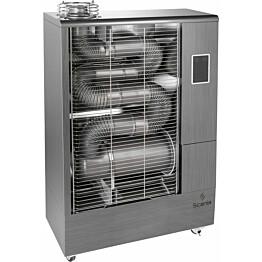 Infrapunalämmitin Scania Heater Solutions DIR-1000 10,5kW 66m²