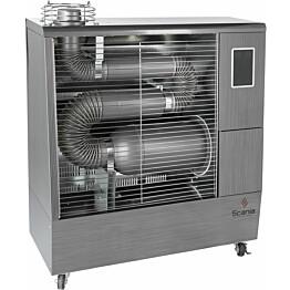 Infrapunalämmitin Scania Heater Solutions DIR-600 7kW 40m²
