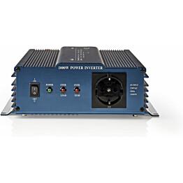 Invertteri Nedis PIPS100012, 1000W, puhdas siniaalto