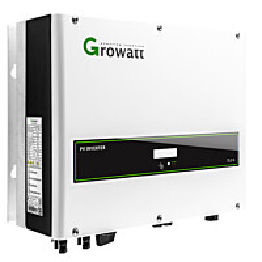 Invertteri aurinkosähköjärjestelmään Growatt 6000TL3-S