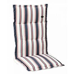 Istuinpehmuste Milano sininen/punainen/valkoinen 9807497