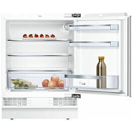 Jääkaappi Bosch Serie 6 KUR15A65 137l 82x60 cm integroitava