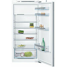Jääkaappi pakastelokerolla Bosch Serie 4 KIL42VF30 192/15l 123x55 cm integroitava